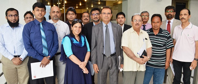 "PAJCCI & IBA conducted ""Focus Group on Pak-Afghan Trade Prospects""."